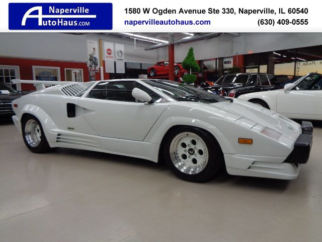 1989 Used Lamborghini Countach 25th Anniversary Edition At