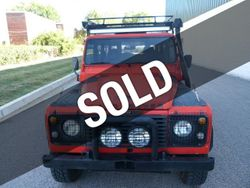 1989 Land Rover Defender 110 - 1989LAND110