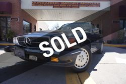 1989 Mercedes-Benz 560 Series - WDBBA48D5KA093436