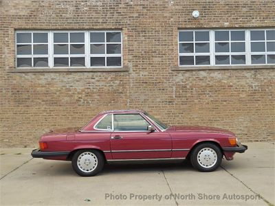 1989 Mercedes-Benz 560 Series - WDBBA48D5KA098216