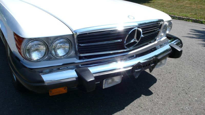 1989 Mercedes-Benz 560 Series SL - 10737841 - 4