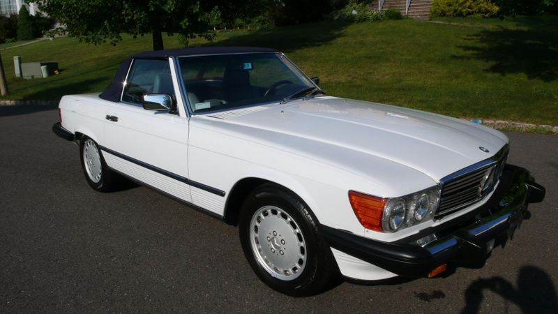 1989 Mercedes-Benz 560 Series SL - 10737841 - 5