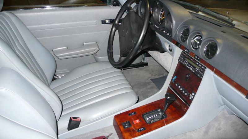 1989 Mercedes-Benz 560 Series SL - 10737841 - 7