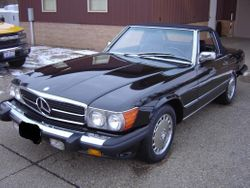 1989 Mercedes-Benz 560 Series - WDBBA48D4KA098238