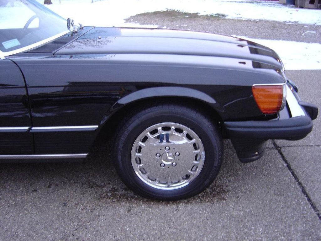 1989 Mercedes-Benz 560 Series SL - 11614492 - 11