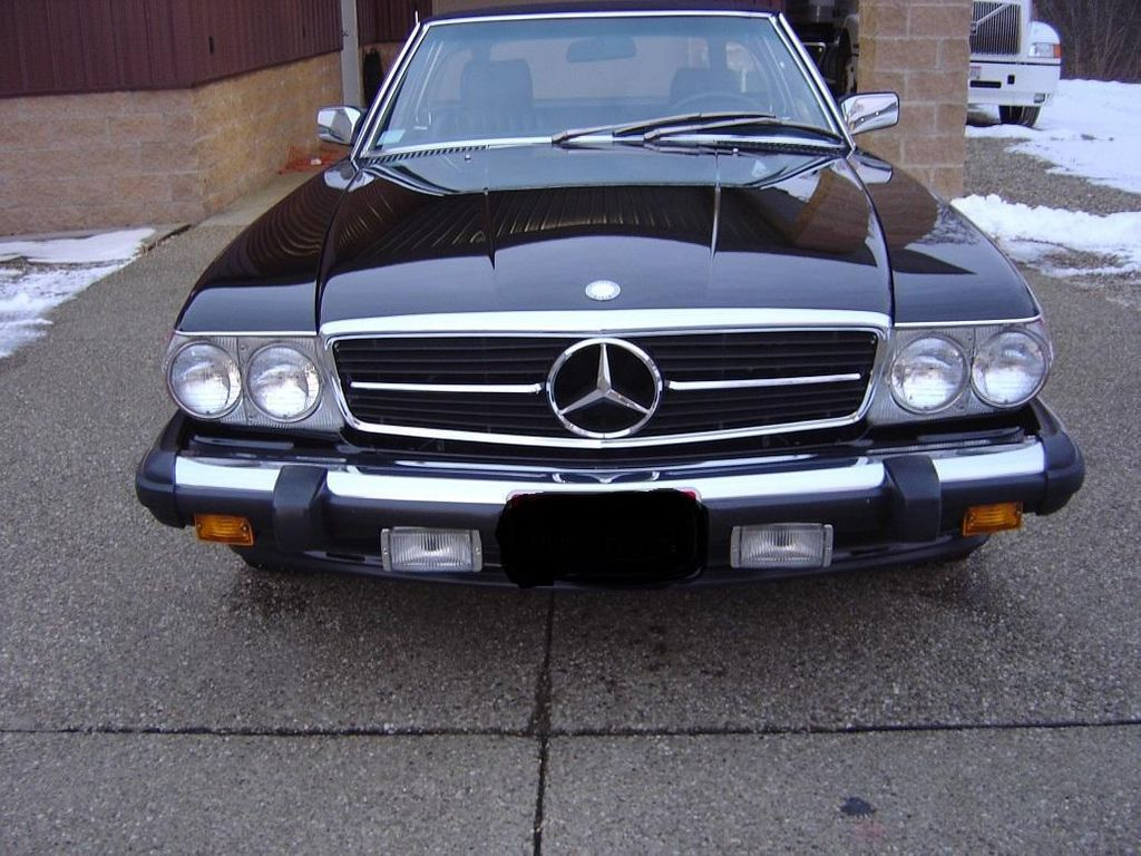 1989 used mercedes benz 560 series sl at find great cars. Black Bedroom Furniture Sets. Home Design Ideas