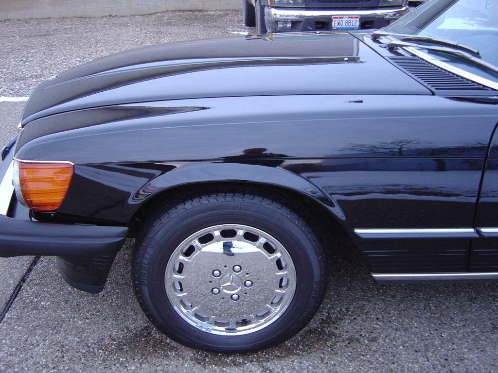 1989 Mercedes-Benz 560 Series SL - 11614492 - 2