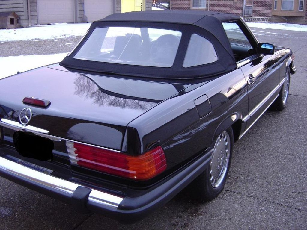 1989 used mercedes benz 560 series sl at find great cars for Mercedes benz used nj