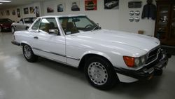 1989 Mercedes-Benz 560 Series - WDBBA48D6KA100720