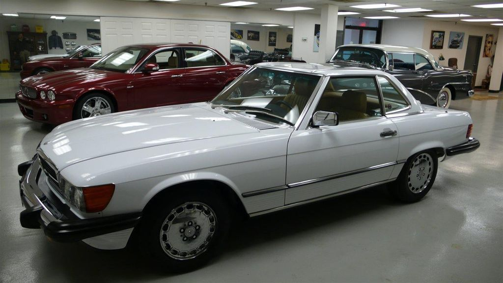 1989 Mercedes-Benz 560 Series SL - 11801471 - 1