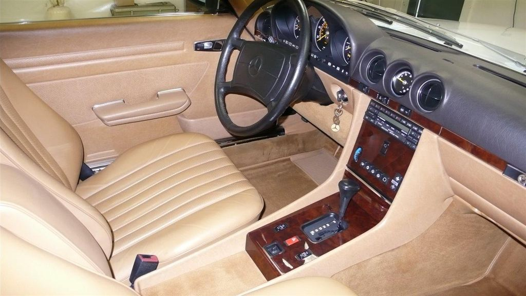 1989 Mercedes-Benz 560 Series SL - 11801471 - 28