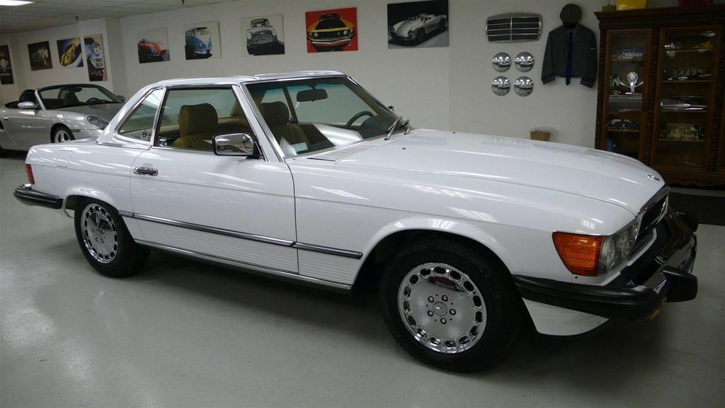1989 Mercedes-Benz 560 Series SL - 11801471 - 3