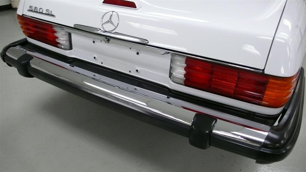 1989 Mercedes-Benz 560 Series SL - 11801471 - 54