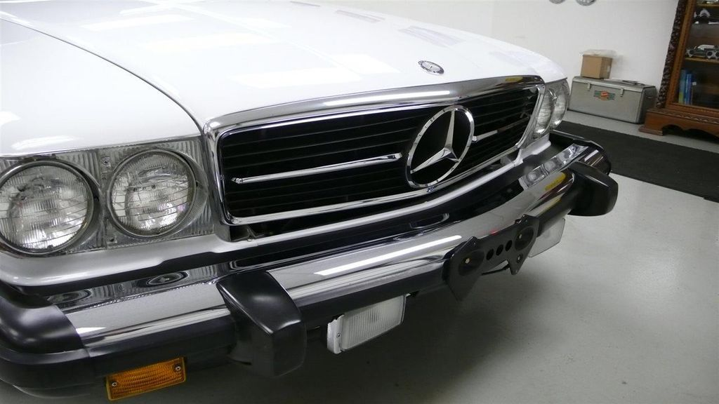 1989 Mercedes-Benz 560 Series SL - 11801471 - 5