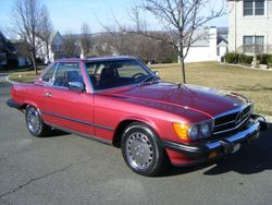 1989 Mercedes-Benz 560 Series - WDBBA48D6KA094370