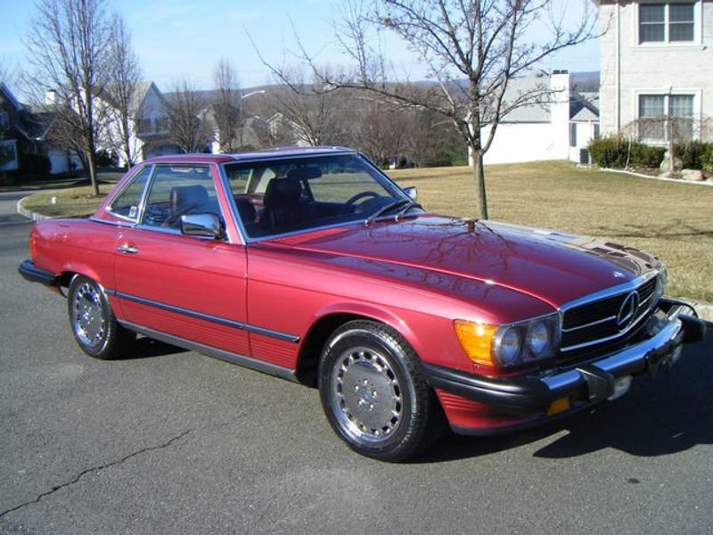 1989 Mercedes-Benz 560 Series SL - 3933890 - 0