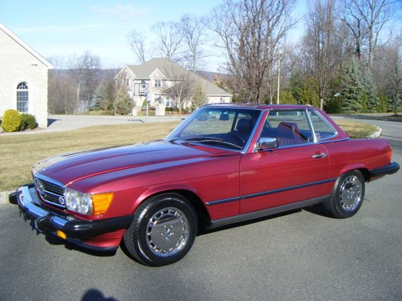 1989 Mercedes-Benz 560 Series SL - 3933890 - 1