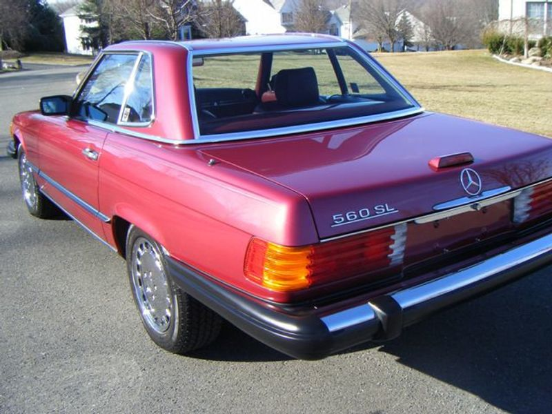 1989 Mercedes-Benz 560 Series SL - 3933890 - 22