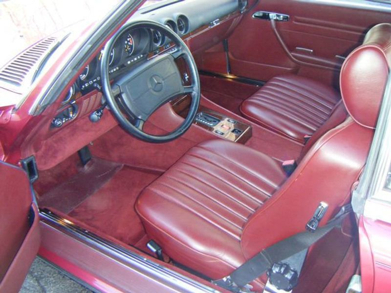 1989 Mercedes-Benz 560 Series SL - 3933890 - 43