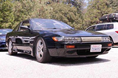 1989 Nissan 240SX  Coupe