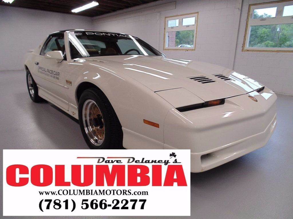 1989 Pontiac Firebird Trans Am GTA - 16578217