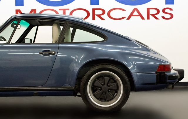 1989 Porsche 911 Carrera G50 - Click to see full-size photo viewer