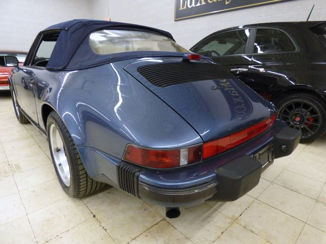 1989 Porsche 911 Carrera G50 TRANSAXLE  - Click to see full-size photo viewer