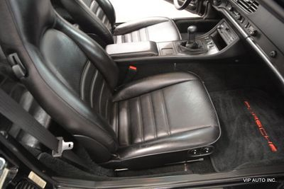 1989 Porsche 944 Base Trim - Click to see full-size photo viewer