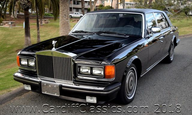 1989 Rolls-Royce Silver Spur  - Click to see full-size photo viewer