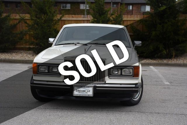 1989 Rolls-Royce Silver Spur Base Trim