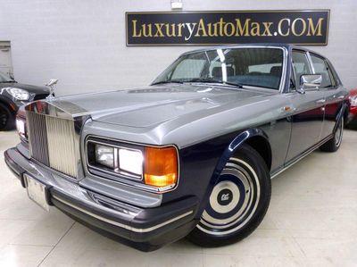 1989 Rolls-Royce Silver Spur  Sedan