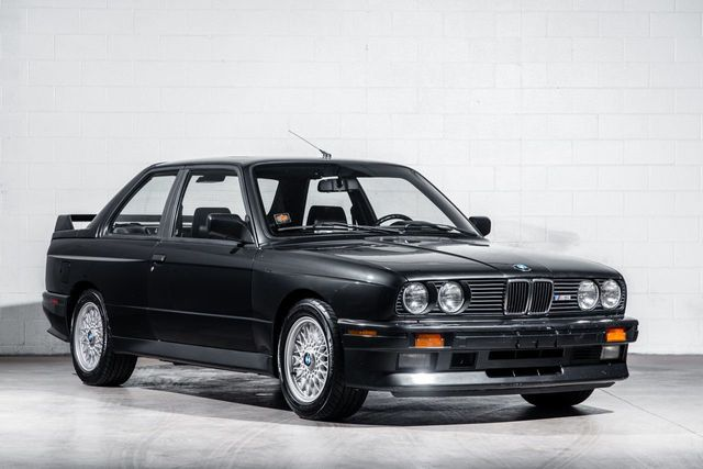 1990 BMW 3 Series M3 - Click to see full-size photo viewer