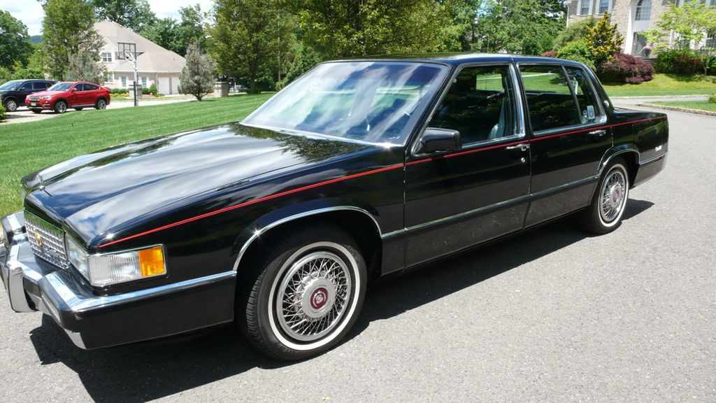 1990 cadillac deville 4dr sedan sedan for sale ramsey nj motorcar com 1990 cadillac deville 4dr sedan sedan