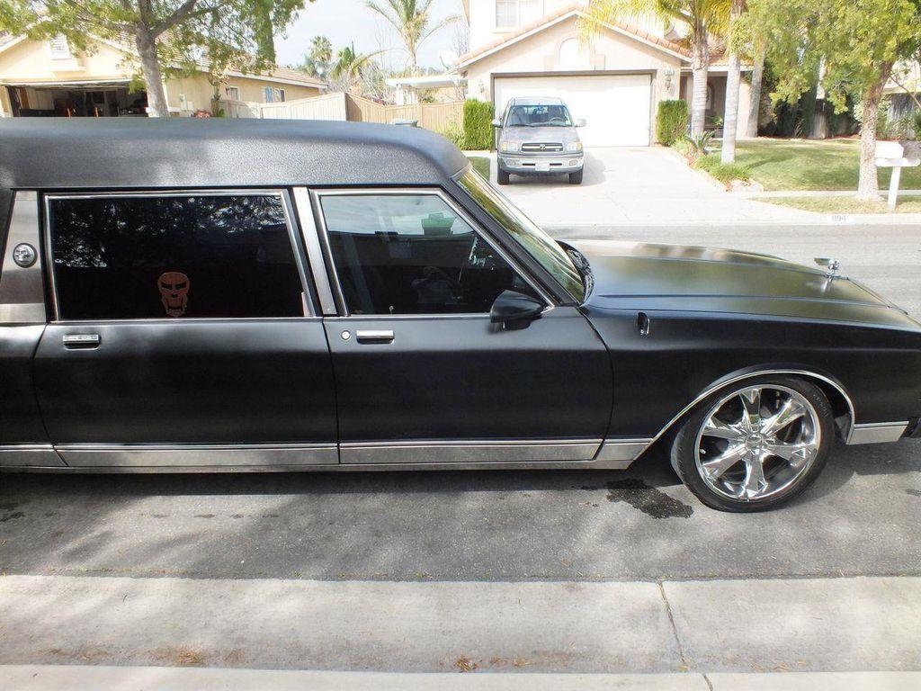 1990 Chevrolet Caprice Hearse - 13249438 - 11