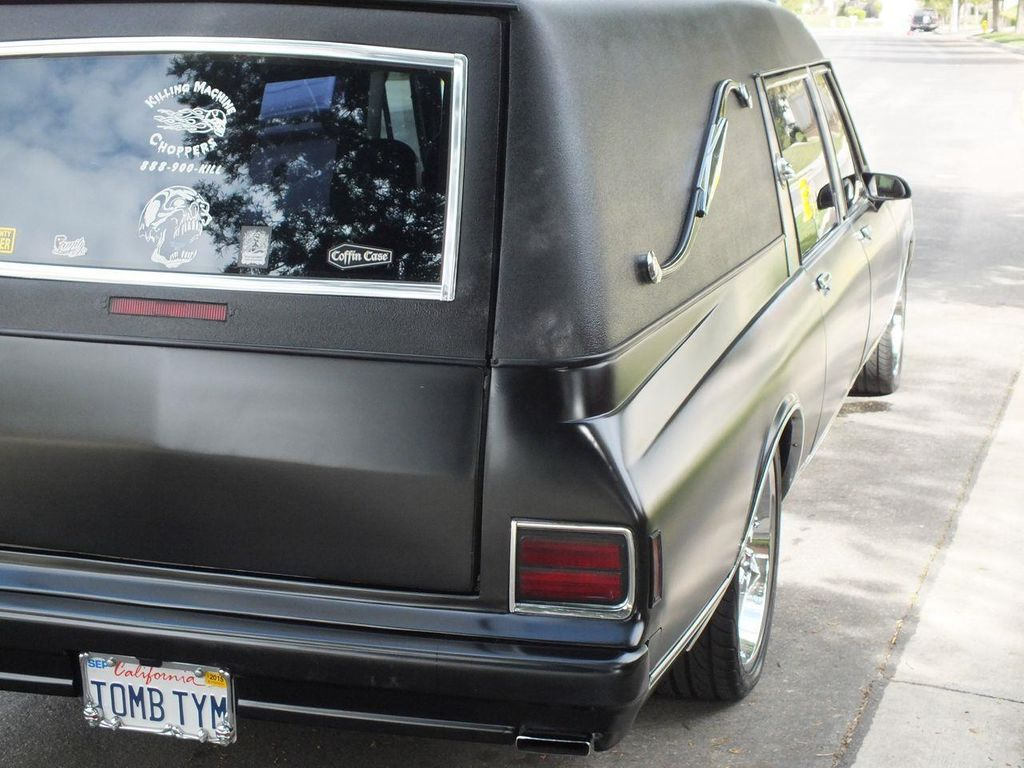1990 Chevrolet Caprice Hearse - 13249438 - 12