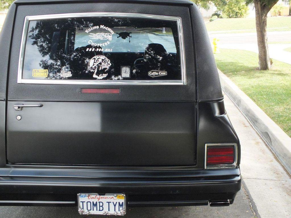 1990 Chevrolet Caprice Hearse - 13249438 - 13