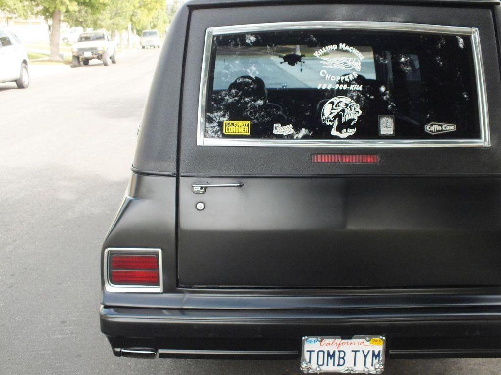 1990 Chevrolet Caprice Hearse - 13249438 - 14