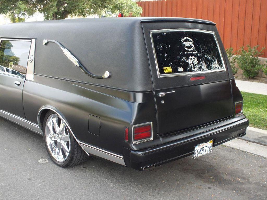 1990 Chevrolet Caprice Hearse - 13249438 - 16