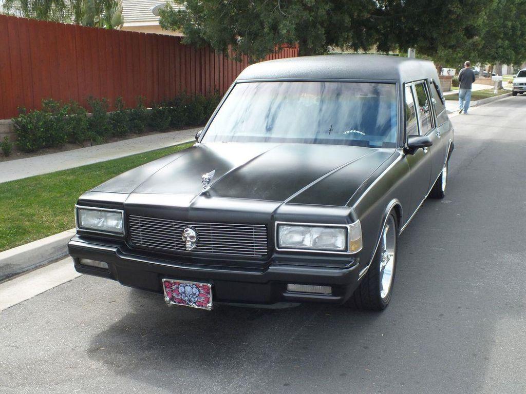 1990 Chevrolet Caprice Hearse - 13249438 - 1