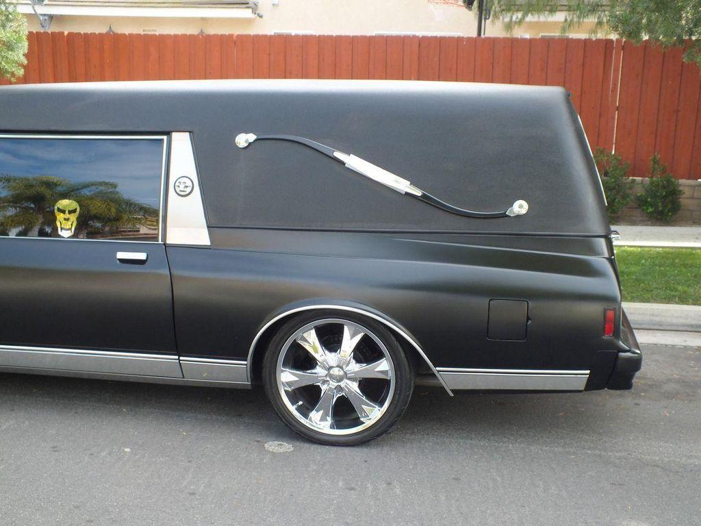 1990 Chevrolet Caprice Hearse - 13249438 - 20