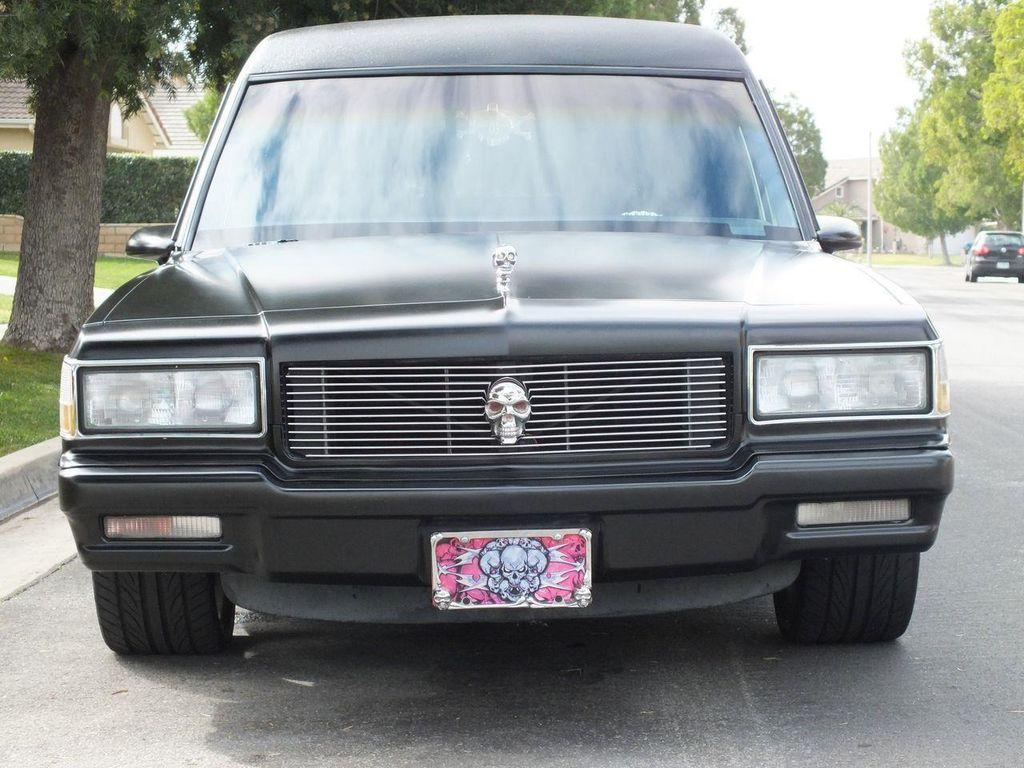 1990 Chevrolet Caprice Hearse - 13249438 - 2