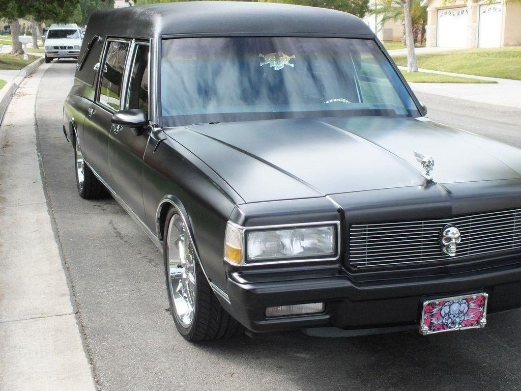 1990 Chevrolet Caprice Hearse - 13249438 - 4