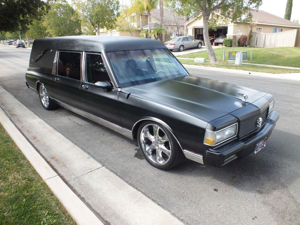 1990 Chevrolet Caprice Hearse - 13249438 - 6