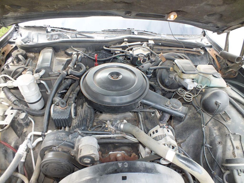 1990 Chevrolet Caprice Hearse - 13249438 - 76