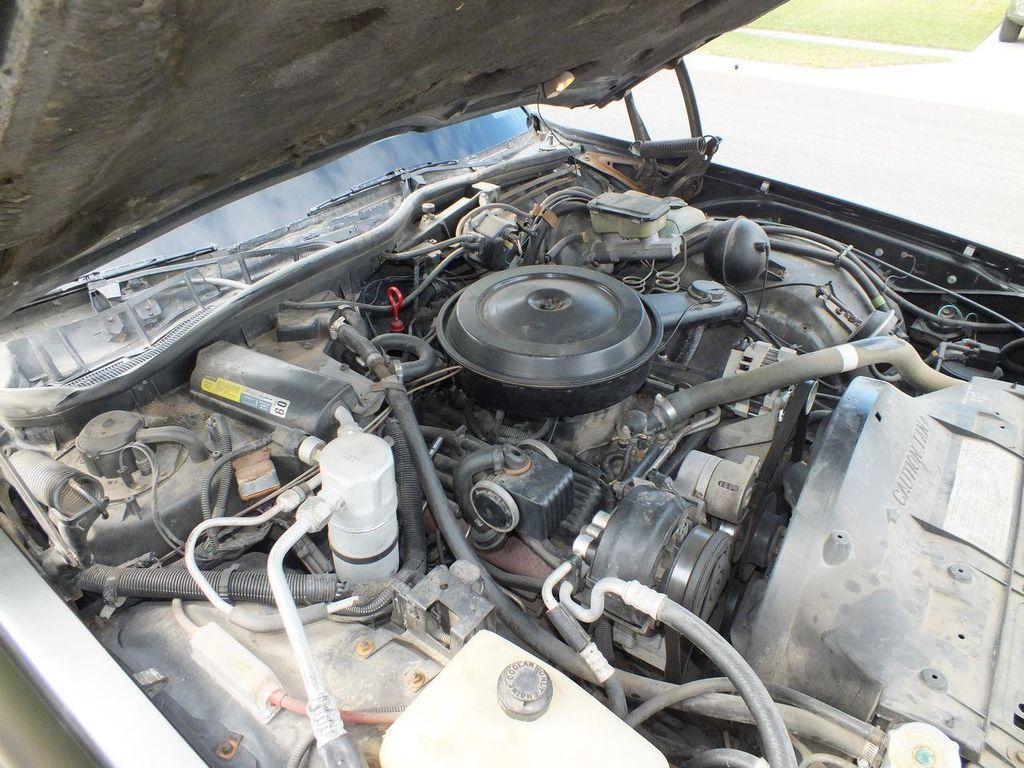 1990 Chevrolet Caprice Hearse - 13249438 - 77