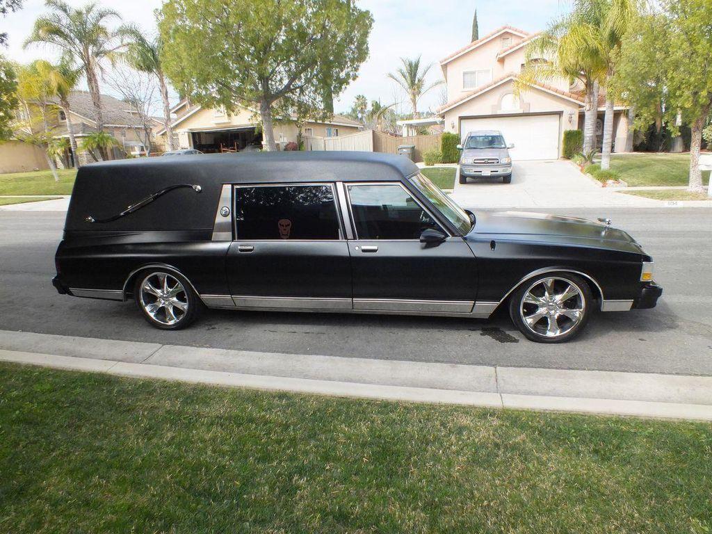 1990 Chevrolet Caprice Hearse - 13249438 - 7
