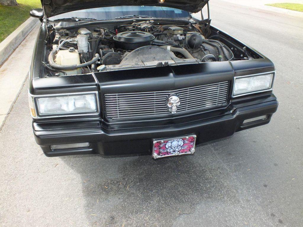 1990 Chevrolet Caprice Hearse - 13249438 - 79