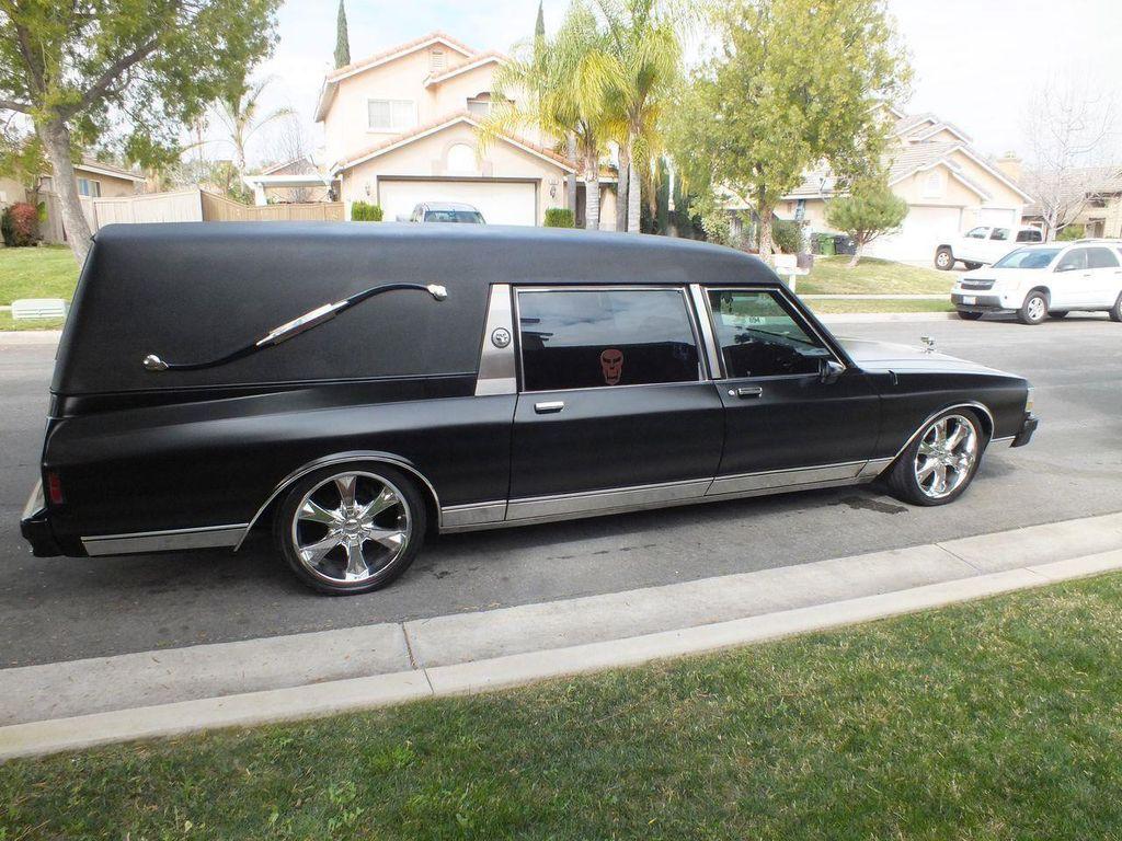 1990 Chevrolet Caprice Hearse - 13249438 - 8