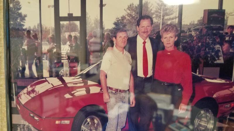 1990 Chevrolet Corvette ZR1 - 17503284 - 0