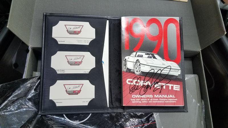 1990 Chevrolet Corvette ZR1 - 17503284 - 11